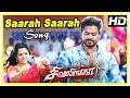 Shivalinga Movie Scenes | Saarah Saarah Song | Raghava Finds The Culprit | Ritika | Urvashi