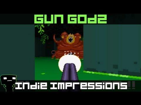 Indie Impressions - Gun Godz