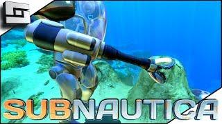 Subnautica Gameplay - PRAWN SUIT DRILL ARM! S4E17