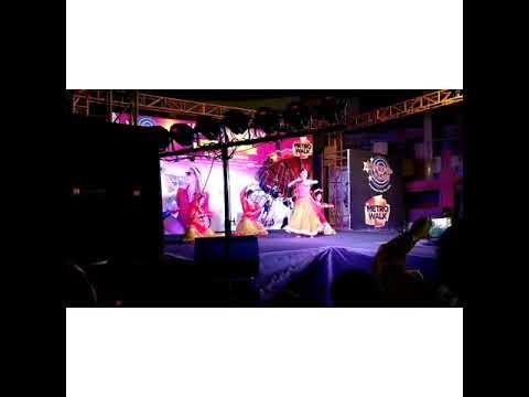 Kathak performance (women's day special) at adventure island, metro walk