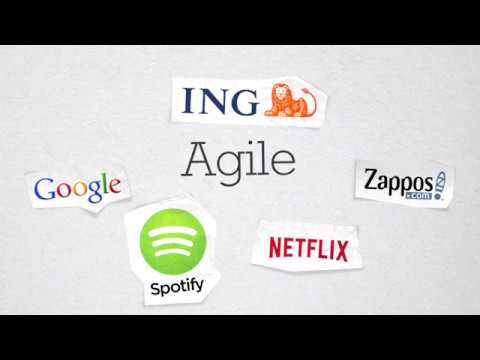 Agile Way Of Working At ING Belgium