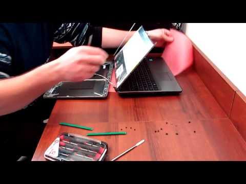 Как заменить матрицу в ноутбуке HP ProBook 4530s? - Драбер Сервис 2016