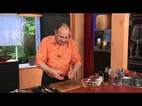 Принципы приготовления салатов со сладким перцем
