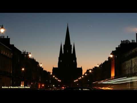 """Britain's Cathedrals & their Music"" 14 (John Betjeman): St Mary's Edinburgh 1966 (Dennis Townhill)"