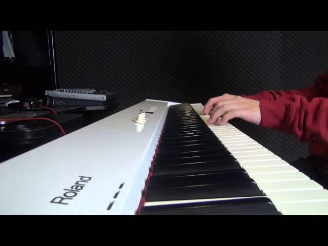 【TFBOYS-寵愛】-鋼琴版cover by Rick Chang