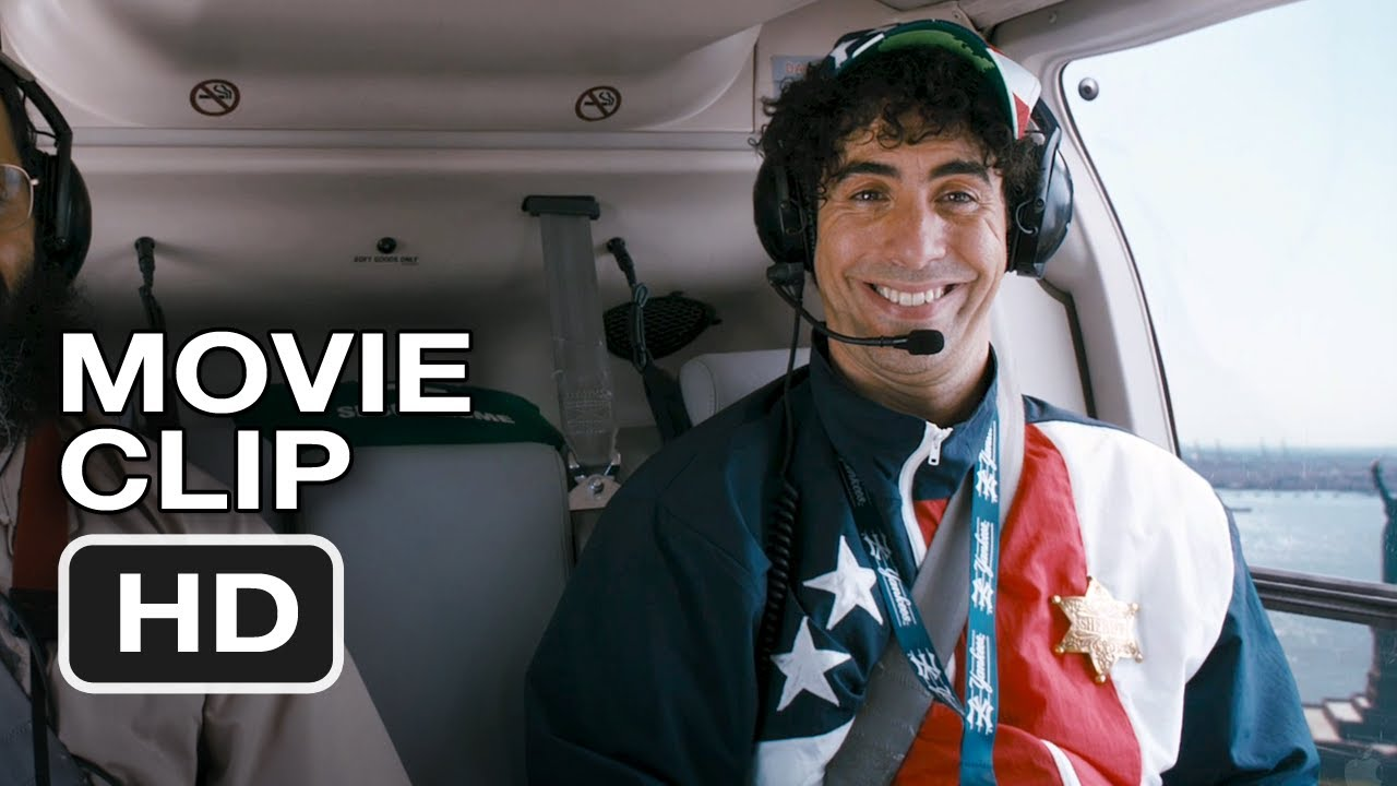 The Dictator - Extended Movie CLIP - Sacha Baron Cohen ...Sacha Baron Cohen Movies