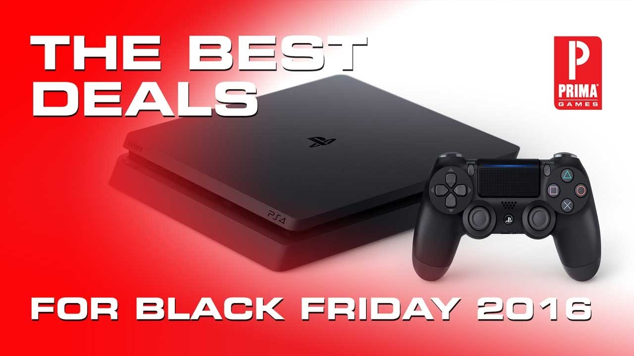 Best Ps4 Black Friday 2017 Deals Amazon Best Buy Walmart