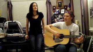 Dear Mr. President (Pink) - Monique Vieras & Kristen Kerr acoustic cover