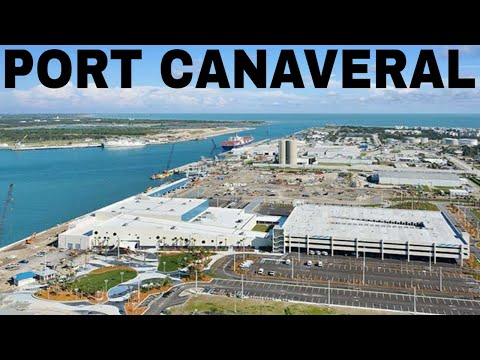 Oasis Of The Seas - Port Canaveral - Terminal and check in process