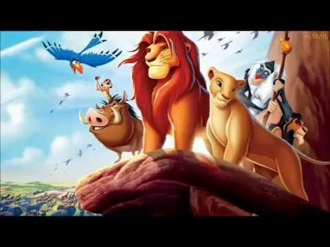 o Rei Leão - Ciclo Da Vida ( Karaoke)