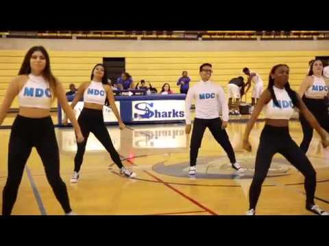 The Reporter: MDC Shark Spirit Cheer & Dance Team