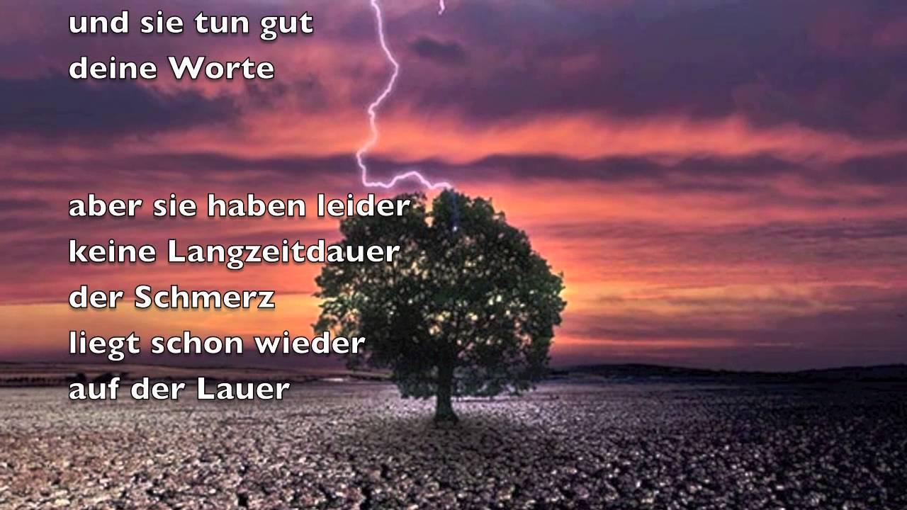Trost Bernd Töpfer Gedicht
