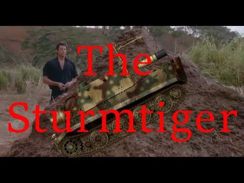 The Sturmtiger, Too much too late
