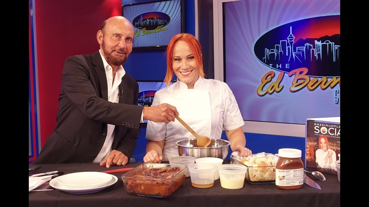 Interview with Miami Award Winning Chef, Adrianne Calvo on The ...