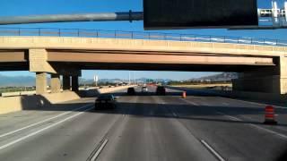 Provo, Utah area on IH 15