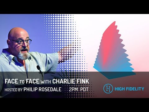 Speaker Series:  Charlie Fink & Philip Rosedale in High Fidelity VR