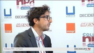 Colloque NPA-Le Figaro 2015 : Benjamin Benharrosh, DELAIR TECH