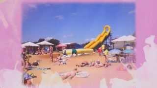 Пляж Берегового, Феодосия(Пляж Берегового - август 2015 Подписывайтесь на наш канал. Ставьте LIKE на видео. Ждем вас в гости. Феодосия,..., 2015-08-13T10:58:40.000Z)