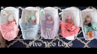 Our Daily Routine - Scott Quintuplets