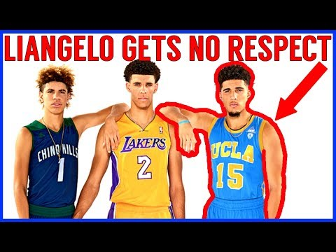 Thumbnail: Why LiAngelo Ball ABSOLUTELY CAN'T make the NBA!! Lavar Ball WAS RIGHT!!
