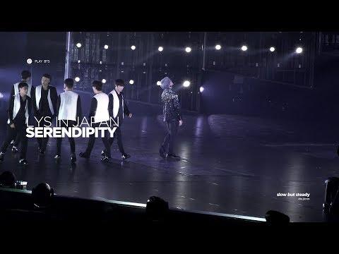 181113 방탄소년단 지민 (BTS JIMIN) - Serendipity (4K fancam)