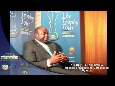 ABEDI PELE INTERVIEW
