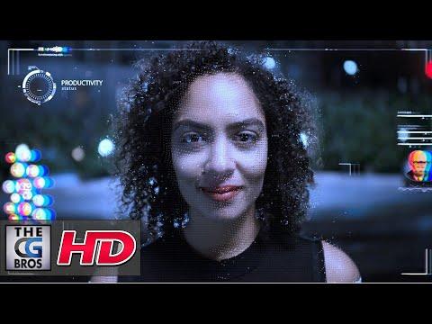 "CGI Sci-Fi Short Film: ""Gadget"" - by Sebastiano Pupino"