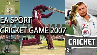 how to download original cricket 07 with torrent
