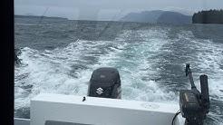 Xtaero Aluminum Boats Delivers Demo Boat to Kodiak Alaska