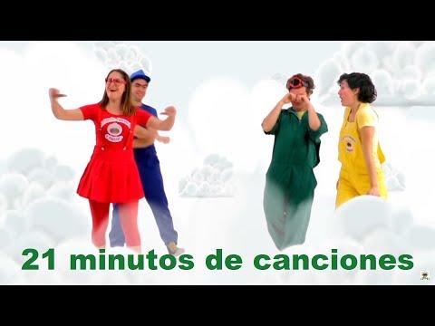 Canciones Para Bebés De Cantando Aprendo A Hablar - 21 Minutos