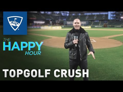 Topgolf Crush - Episode Five | The Happy Hour | Topgolf