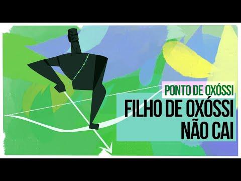PONTO DE OXÓSSI - (FILHO DE OXÓSSI NÃO CAI)