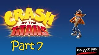 Crash of the Titans - Ep7 - The Blizzard Of Claws Gameplay xbox 360