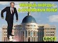 Назарбаев живет на пяти футбольных полях/ БАСЕ