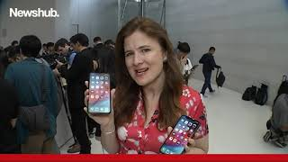 Hands on with the new Apple iPhone XS, XS Max and XR | Newshub