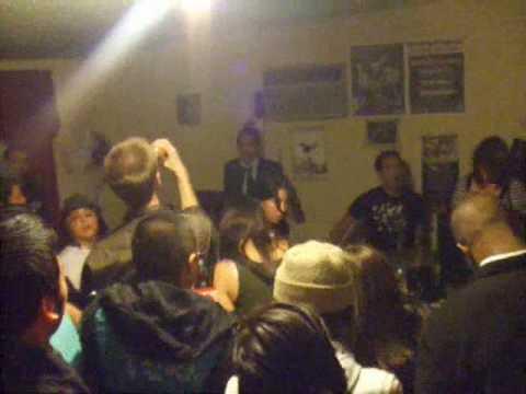 San Antonio house party feat. Kick It!