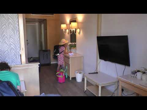 Cyprus Palm Beach And Bungalows Hotel review / room tour