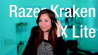 Is it worth getting the Razer Kraken X Lite?