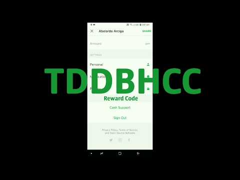 Cash App Referral Code How To Get 5 Dollars For Free New 2020 Youtube