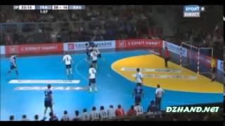 France 33-19 Argentine (Tournoi international de Nantes)