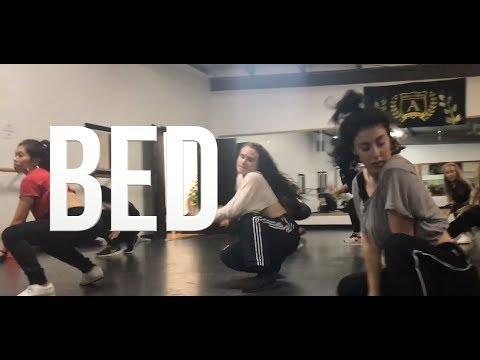 NICKI MINAJ + ARIANA GRANDE - Bed | Donnie Dimase Choreography