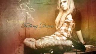Falling Down, Avril Lavigne instrumental with lyrics.