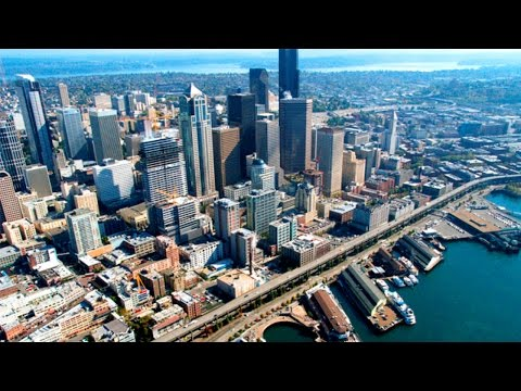 24. Seattle --Top City Skylines--
