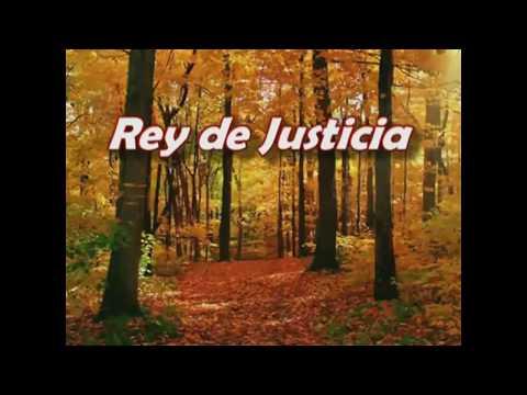 REY DE JUSTICIA   PISTA Y LETRAS