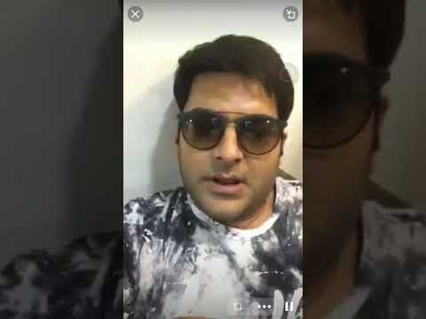 Kapil Sharma latest reply to Sunil Grover for his reaction on Firangi  and About Marriage of Ishita