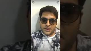 KAPIL SHARMA LATEST REPLY TO SUNIL GROVER FOR HIS REACTION ON FIRANGI  & ISHITA'S MARRIAGE (PART-1)