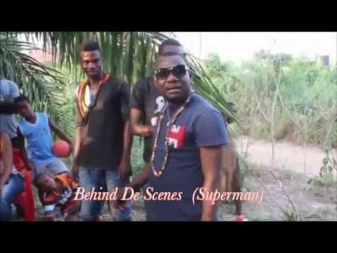 Making of Superman in Ghana