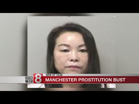 Manchester women charged with prostitution