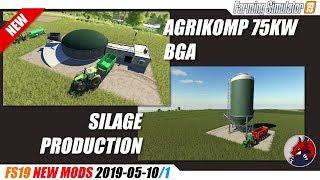 "[""BEAST"", ""Simulators"", ""Review"", ""FarmingSimulator19"", ""FS19"", ""FS19ModReview"", ""FS19ModsReview"", ""fs19 mods"", ""fs19 BGA"", ""fs19 silos"", ""AGRIKOMP 75KW BGA"", ""SILAGE PRODUCTION""]"
