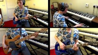 """""""No Pressure"""" - Jazz/Funk Composition by Robert Dimbleby"""